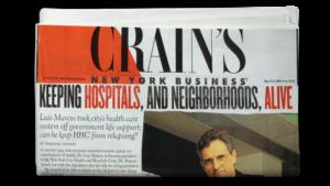Keeping Hospitals and neighborhoods alive