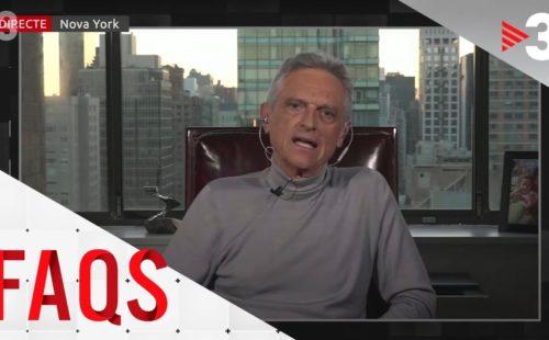 Luis Rojas Marcos TV3